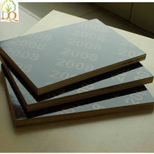 12mm construction building materials concrete shuttering plywood from Linyi