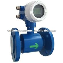 low price cheap liquid water oil Good quality Electromagnetic flowmeter manufacturer