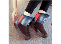 Wholesale factory women snow boots warm skid resistance women winter boots
