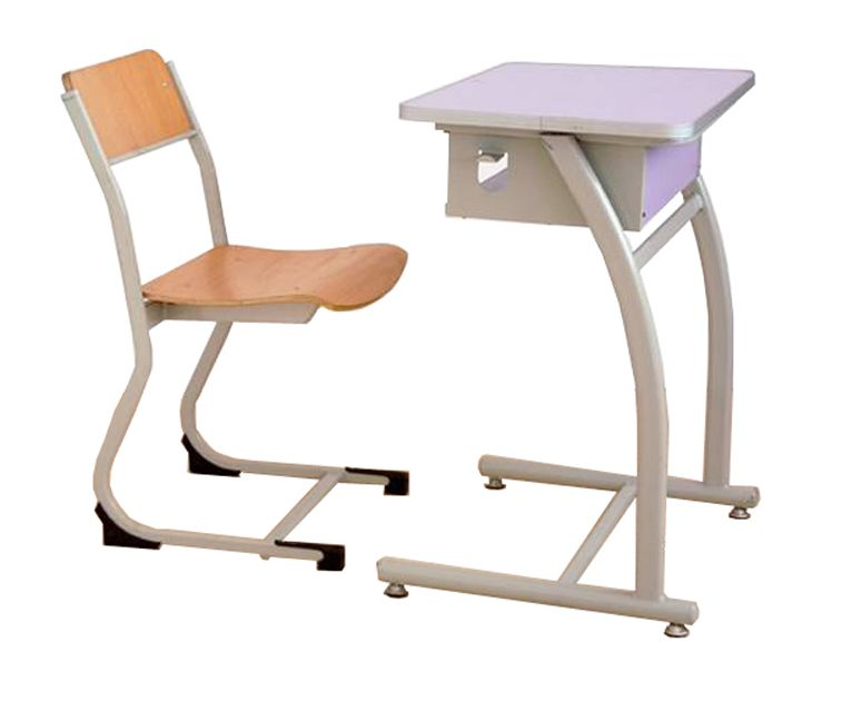 2014 used special modern school chair and table