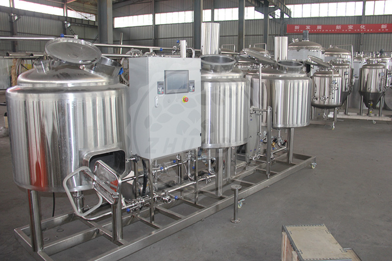 300L 500L  Home Beer Making Machine