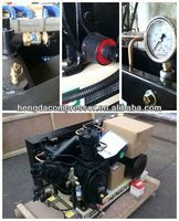 natural gas Hengda compressor price Hengda compressors 35CFM 1160PSI 20HP 2014 CHINAPLAS