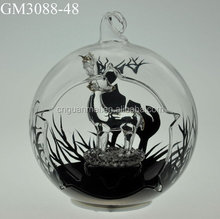 90mm Animal Subject Souvenir Glass Ball