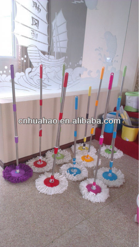 360 degree SPIN MAGIC MOP HANDLE