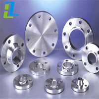 Handrail Fitting Mirror Polish Stainless Steel Floor Flange