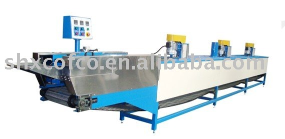 JF666 Glue Spread and Drying Machine