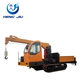High Quality electric system crawler crane