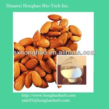 GMP certificated almond extract amygdalin 98%