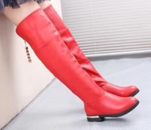 zm35904a cheap girls fashion long boots casual children winter shoes