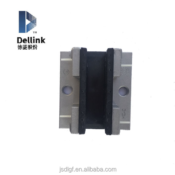 Sliding guide shoe guide shoe for elevator parts lift guide shoe