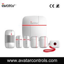Manufacturer Supplier gst fire alarm system with high quality