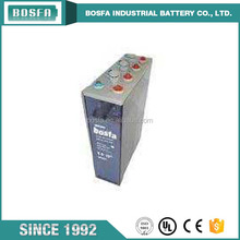 high quality deep discharge lead acid batteries 2v 3000ah OPzS tubular plate battery