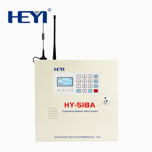 Integrated GSM SMS wireless home security alarm system 868mhz alarm system industrial