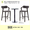 Modern high bar table and high stool used bar furniture LG-BS2663