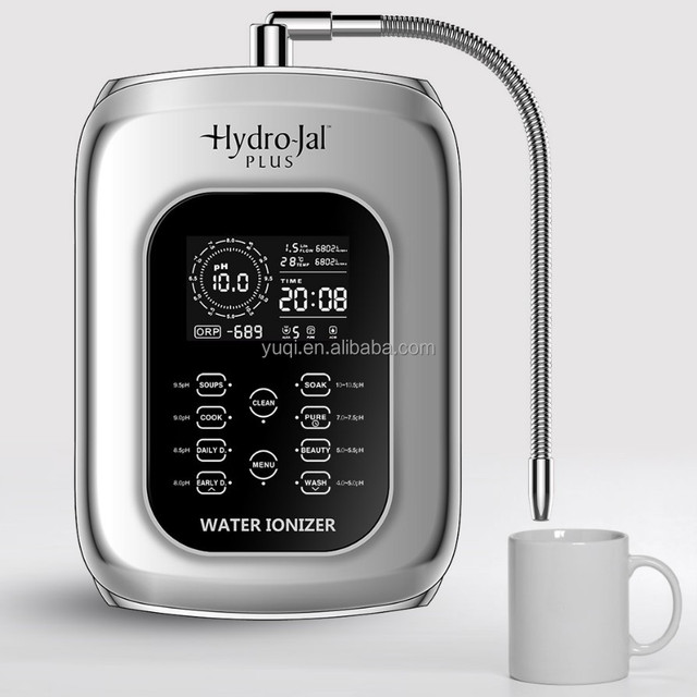 Ionizer factory The Best Home water ionizer with Japan and korea technology with 8pH water with water filter and smart code