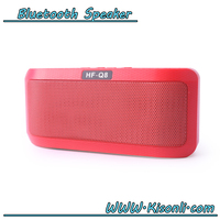 Christmas Promotion Super Mini Speaker Blue Tooth With TF / Call Answer & Radio Function