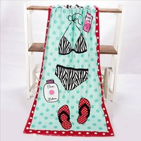 novelty beach towels