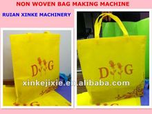 biodegradable non woven shopping bag making machine