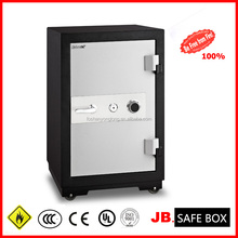 [JB] Movable gun steel safe boxes/ fireproof security lock strong metal gun cabinet