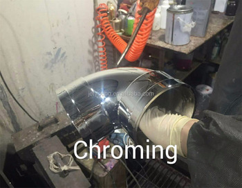 Chrome painting spray bahan kimia chrome semprot spray silver gold plating system mrrior effect