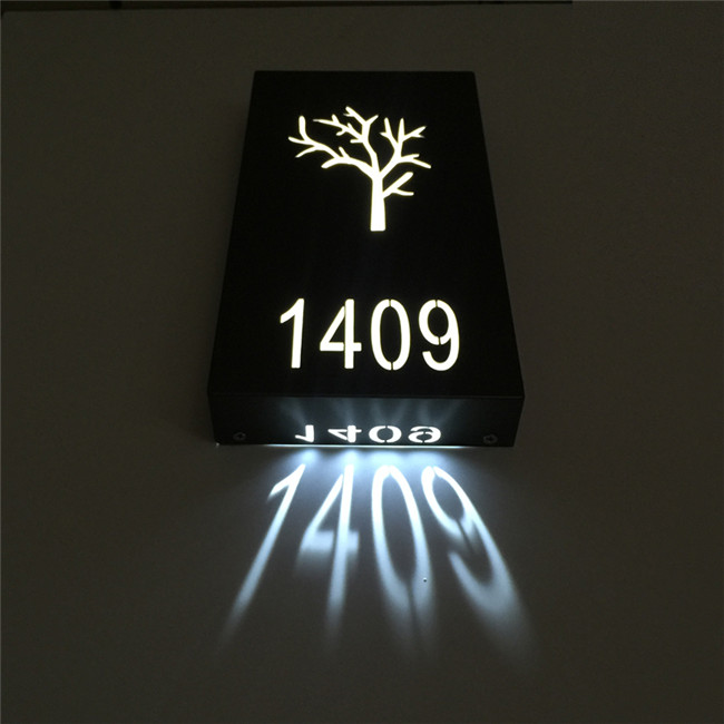 Custom Hotel Room Number Signs Metal Number Sign Buy Metal Number