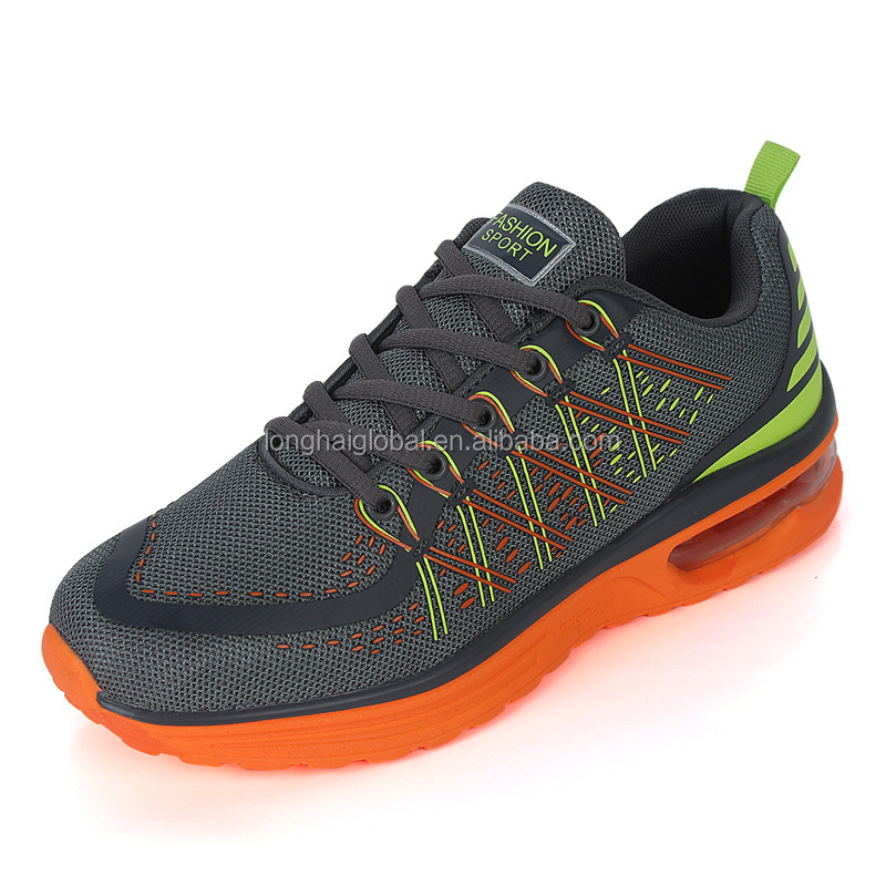 factory direct free flyknit mens running shoes sneakers, fashion athletic sport flyknit trainer men shoes running