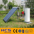 2016 split type solar water heater system with heat pipe thermal collector 100L 200L 500L 1000L