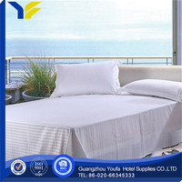 queen bed wholesale polyester/cotton bed sheet canada
