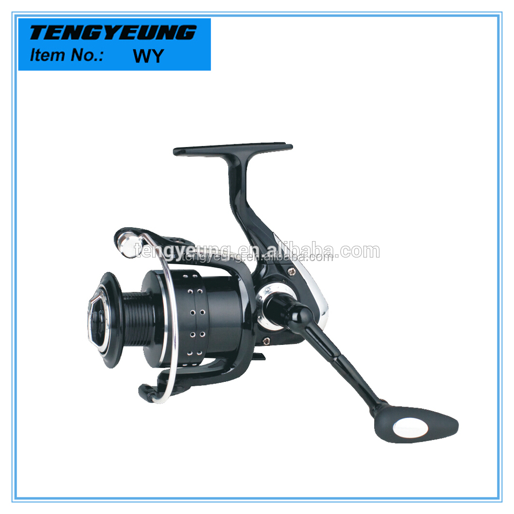 2015 New arrival light weight alunimum spool telescopic fishing rod and reel