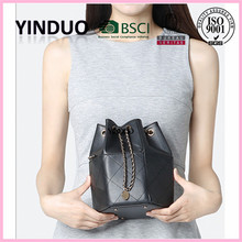 Ladies Purses 2016 Wholesale Custom Logo No Brand Real Guangzhou Florence Italy 100% Handbags Genuine Leather Handbag For Women