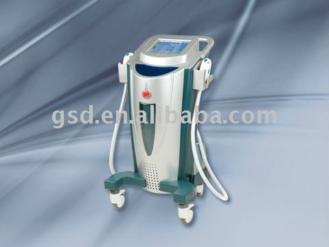 PTF - advanced IPL beauty machine for hair reduction, photo-rejuvenation and acne clearance