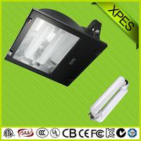 china supplier most powerful induction solar flood light with timer