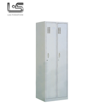 Hanging clothes steel wardrobe cabinet with quality warrantee