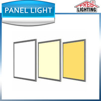 High Bright 50W CCT Adjustable Dual White (Pure White + Warm White) Led Panel Light 600x600 Price