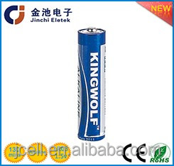 Kingwolf LR03 AAA AM4 1.5V Alkaline battery High Power dry batteries