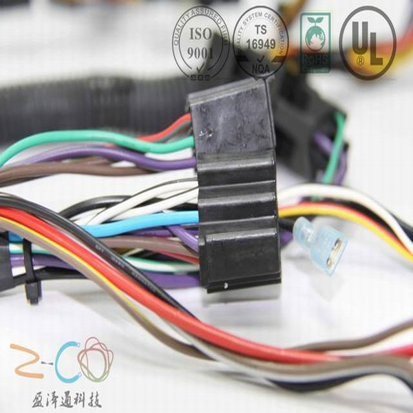 best quality jst 2mm wire harness manufacturer