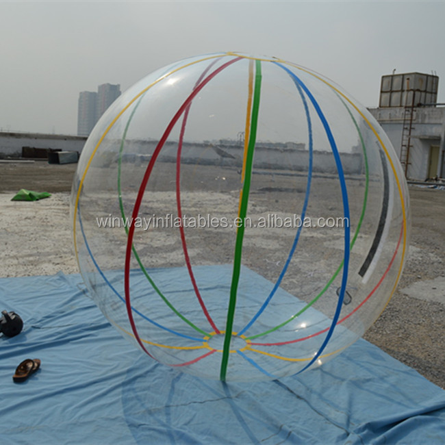 2.5m diameter giant inflatable water <strong>ball</strong>,inflatable giant beach <strong>ball</strong> WW7262