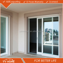 YY Home automatic sliding door sensor garage sliding screen door sliding door design in kitchen