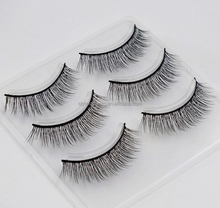 Korean improted material 100% hand made soft 3d faux mink lash