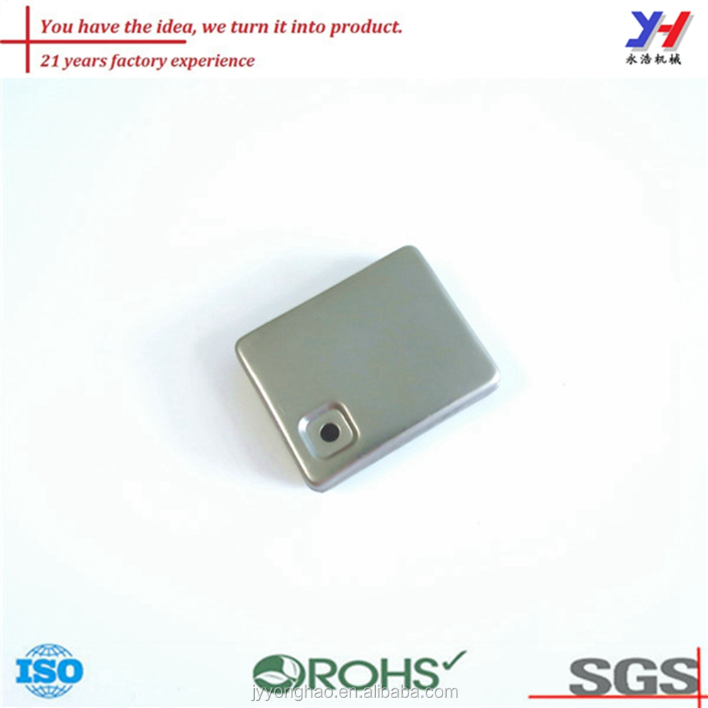 OEM ODM Custom size stainless steel small outlet box