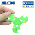 Hot selling bluetooth and rechargeable finger spinner, gyroscope toy, spinner finger