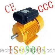 YL high efficiency dual-capacitor induction motor single phase electric motor