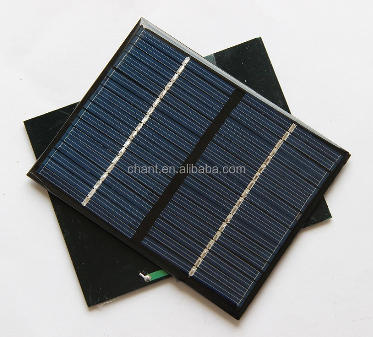 A grade polysilicon board 18 v 1.5 W solar panels DIY poly solar panel in china