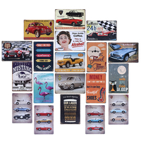 20x30cm vintage retro metal signs metal tin sign