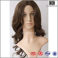Long Hair China Sex Woman Wig Lolita Wig Lace Front Wig with Bun