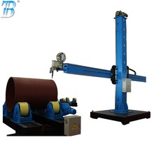 automatic welding equipment/automatic weldingmachine/TIG welding heads column and boom for seamwelding