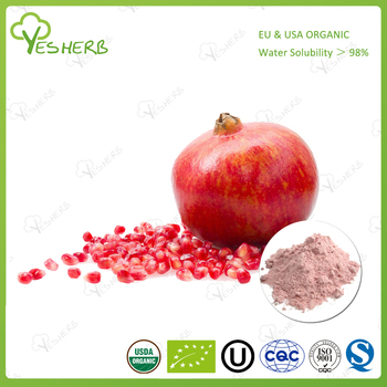 Factory fruit pomegranate powder organic pomegranate fruit for foods