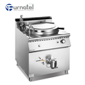 Stainless Steel Electric/Gas Soup Kitchen Equipment Kettle Boiling Pan