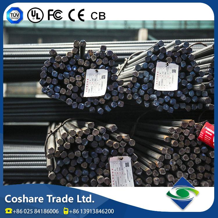 COSHARE-On Time Delivery Automatic Diagnosis corrugated steel bar
