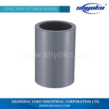 Factory Wholesell ASTM SCH80 Plastic Fitting High Pressure PVC Pipe Fittings